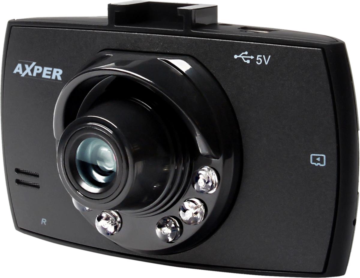 Axper Simple, Black видеорегистратор