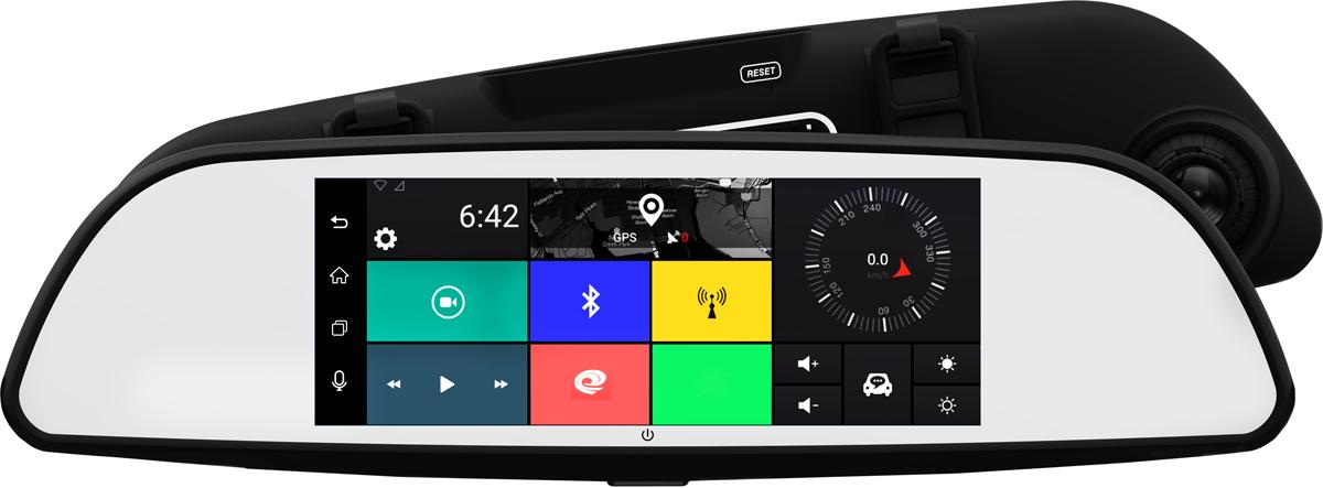 Axper Universal, Black видеорегистратор-зеркало цены