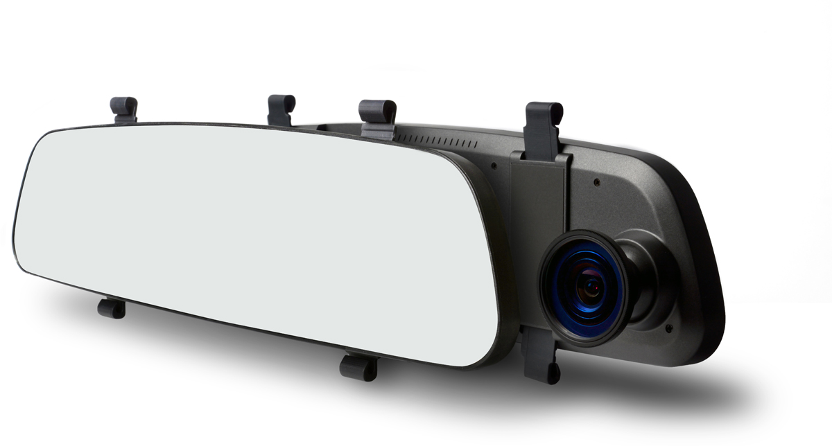 TrendVision MR-715, Grey видеорегистратор-зеркало недорого
