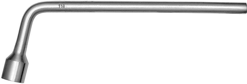 Ключ баллонный Г-образный Kraft Master, 19 мм