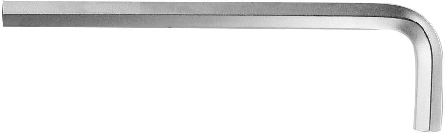 Ключ шестигранный Г- образный Kraft Professional, торцевой, 10 мм, длина 165 мм
