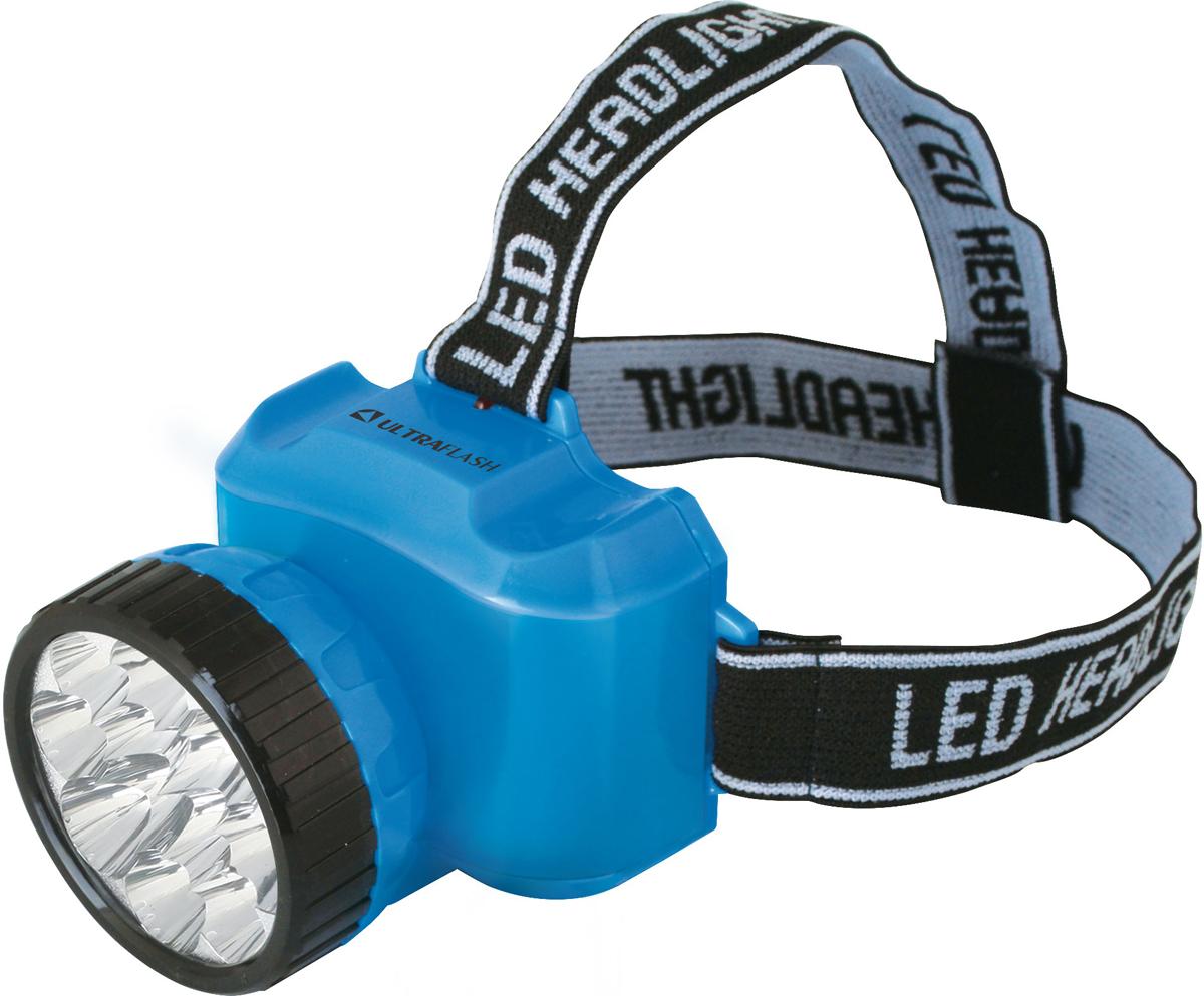 Налобный фонарь Ultraflash LED5361, синий