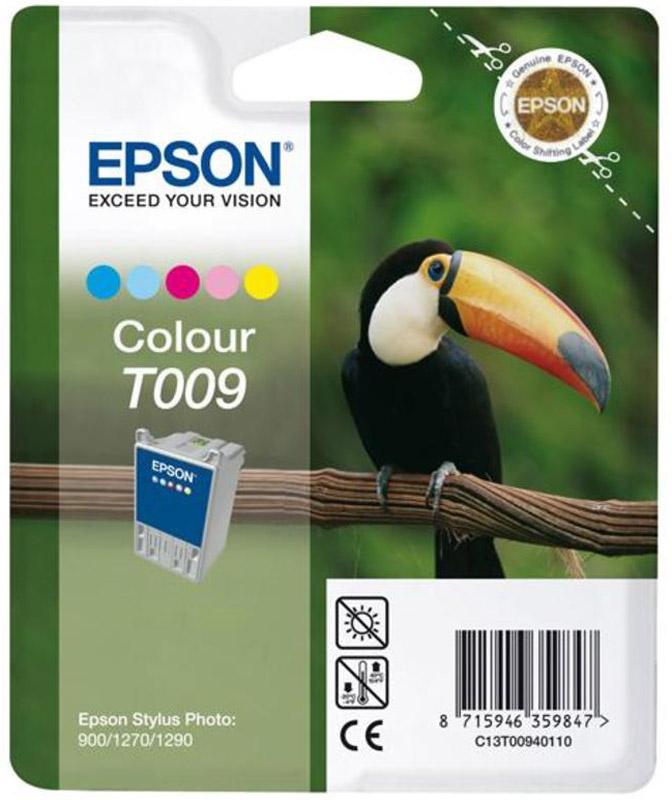 Epson T009401 Color картридж для Stylus Photo 1270 цена 2017