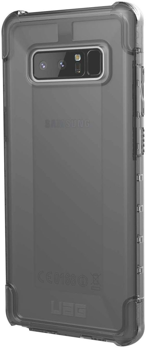 UAG Plyo чехол для Samsung Galaxy Note 8, Grey защитный чехол stents для телефонов samsung galaxy note 7 из пс пластика и термополиуретана