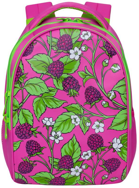 Рюкзак городской Grizzly, цвет: розовый. RD-832-2/1 цена