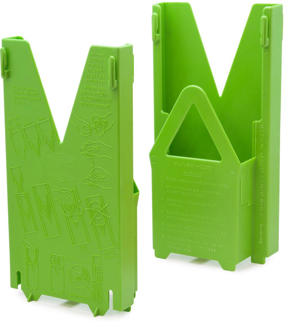 Мультибокс для комплекта овощерезки модели Классика Borner, цвет: салатовый дневник для музыкальной школы эксмо 48 листов дизайн 3 твердая обложка