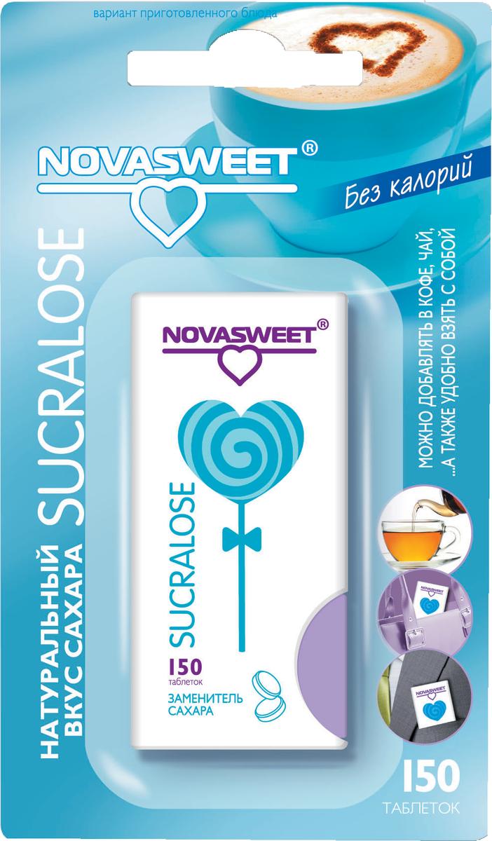 Nowasweet Сукралоза подсластитель в таблетках, 150 шт цена