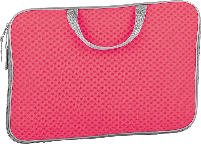Berlingo Папка Color Zone А4 цвет розовый