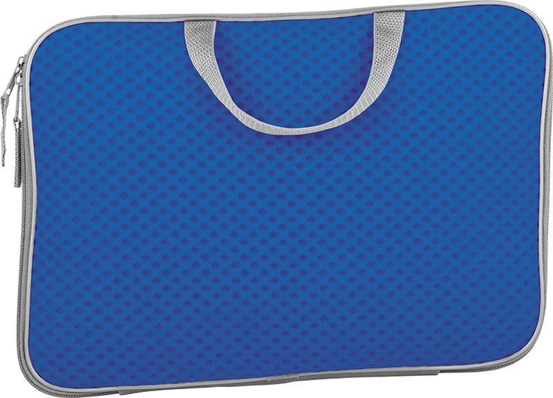 Berlingo Папка Color Zone А4 цвет синий