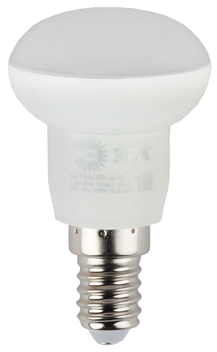"Лампа светодиодная ЭРА ""Eco"", цоколь E14, 4W, 2700K. R39-4w-827-E14_eco"