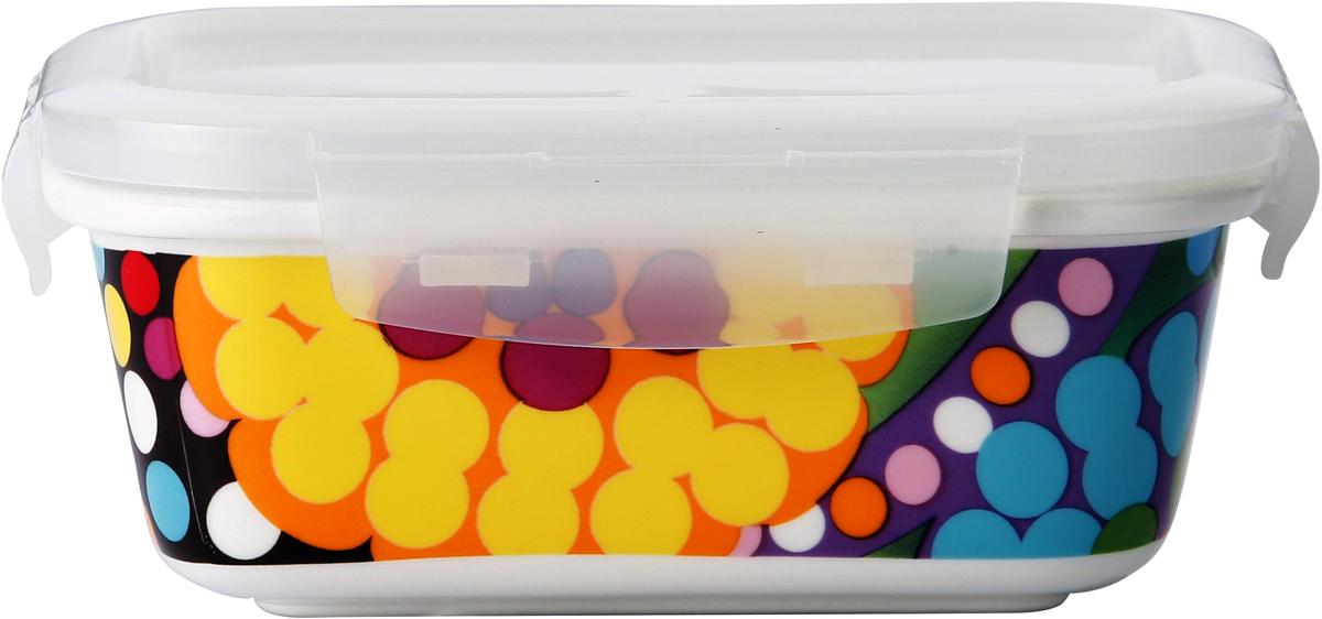 Контейнер пищевой French Bull Bindi, цвет: белый, 420 мл кружка 0 46 л french bull bindi hp vr p46f bindi