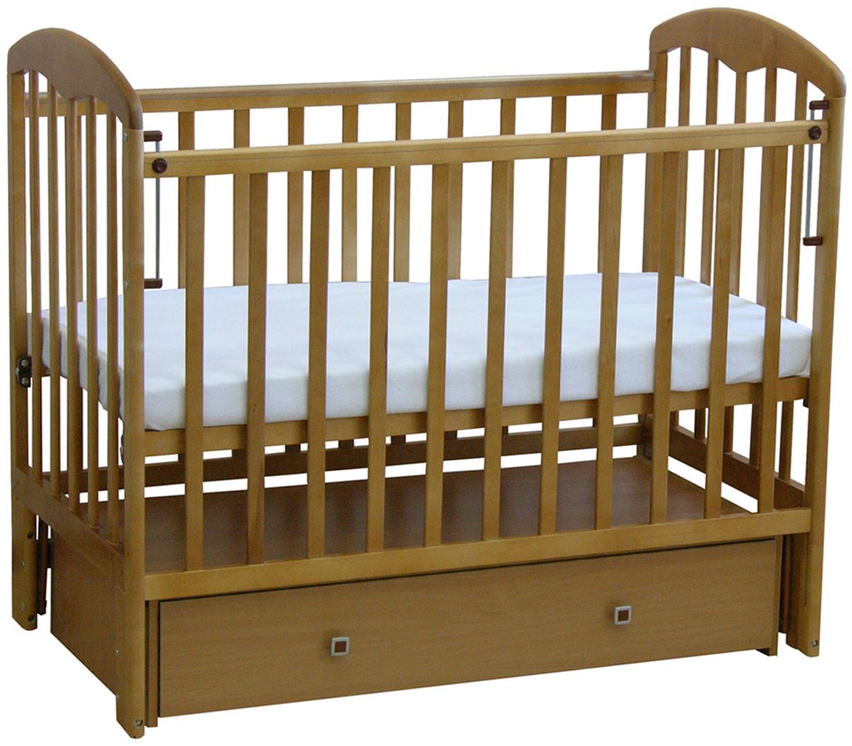 Кровать детская Фея, 0003020-01, медовый
