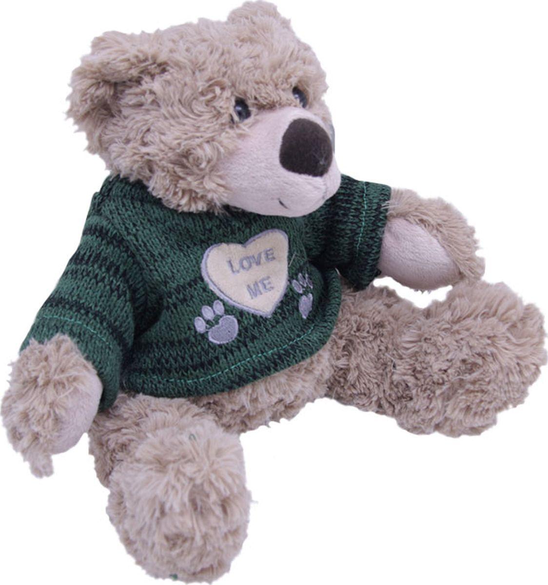 Magic Bear Toys Мягкая игрушка Мишка Тед в свитере 20 см maxitoys мягкая игрушка мишка тед 65 см