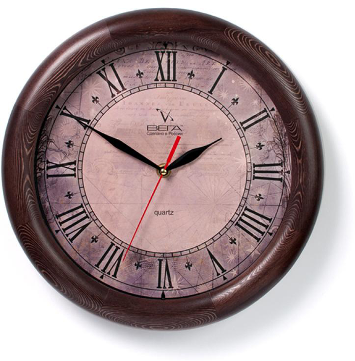 Настенные часы Вега