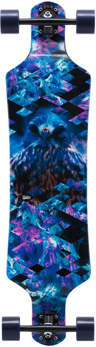 Лонгборд Ridex Vision, 100 х 23 см, ABEC-9 цена