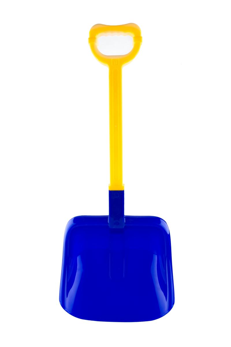 Лопата большая широкая Пластмастер, цвет в ассортименте мяч пластмастер 70138 цвет в ассортименте