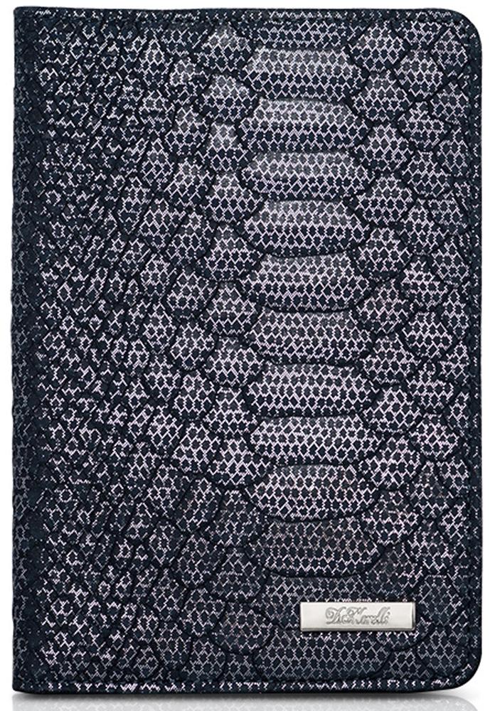Бумажник водителя женский D. Morelli Гарда, цвет: синий. DM-B001-K808 montagut montagut женщин бумажник крокодиловой кожи бумажник ударил цвет большой емкости г жа сцепления r2312880921 синий