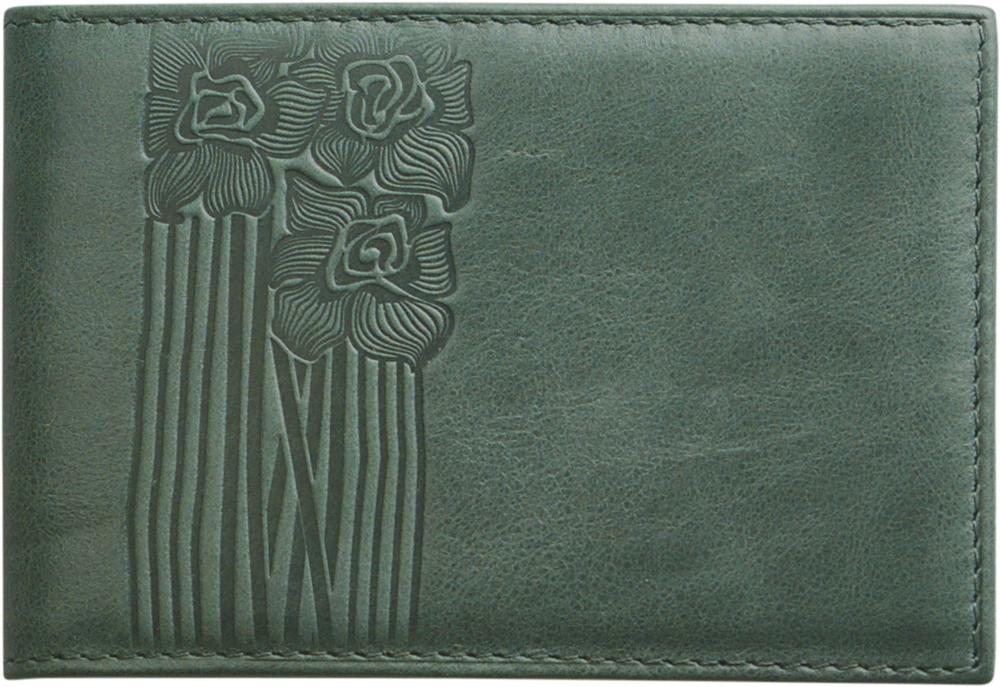 Визитница женская D. Morelli Сюита, цвет: зеленый. DM-WZ012-KT97 цена