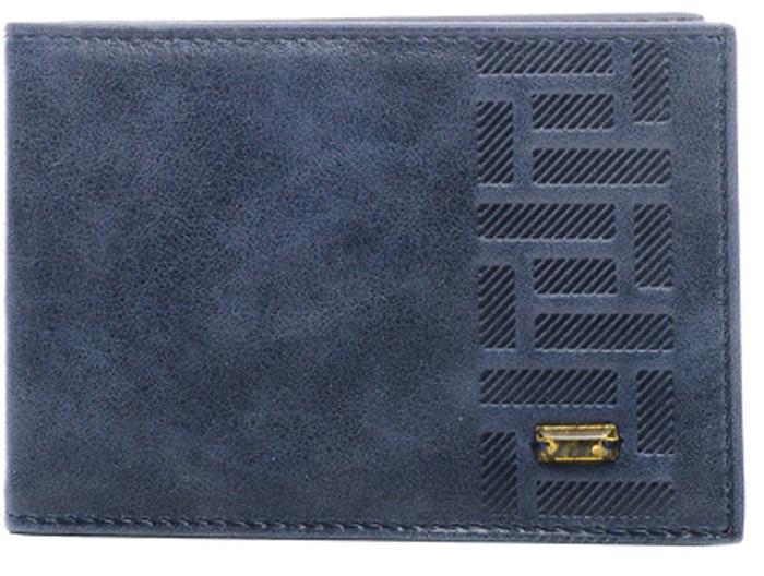 Визитница женская D. Morelli Элегия, цвет: синий. DM-WZ03-KY38 цена