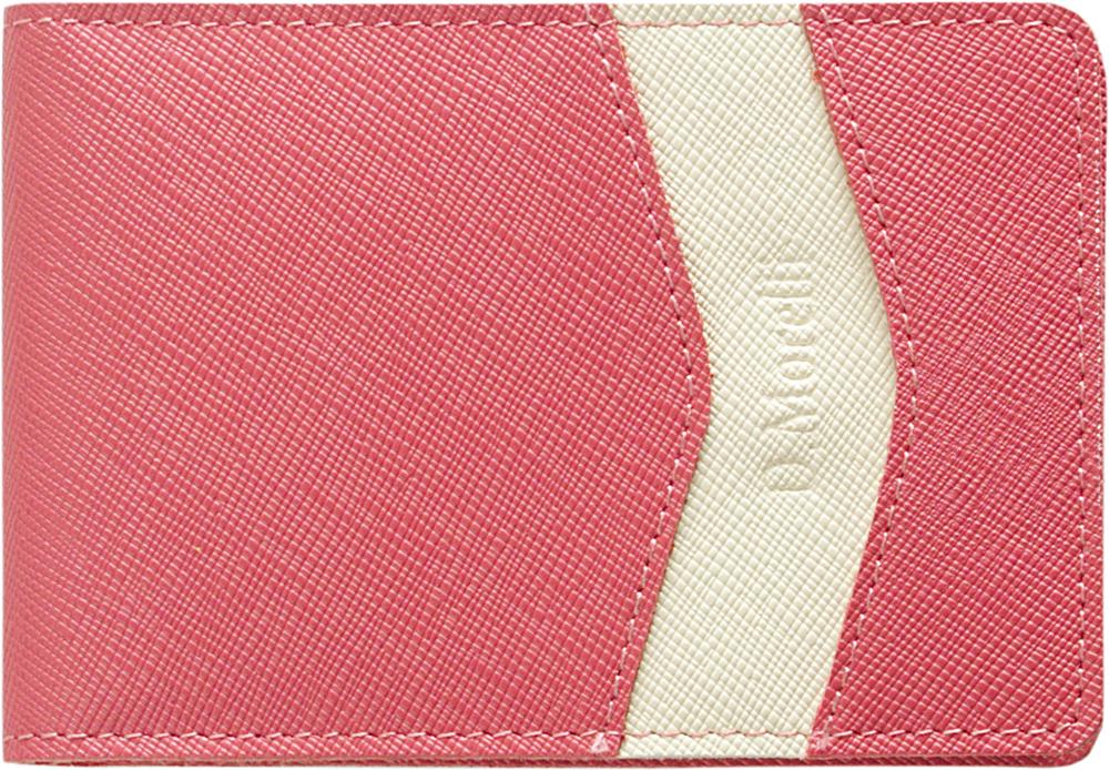 Визитница женская D. Morelli Монро, цвет: розовый. DM-WZ10-RK025 цена
