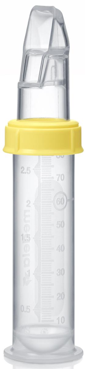 Поильник Medela SoftCup (Мягкая Ложечка), 80 мл пома мягкая ложечка 2 5 мл