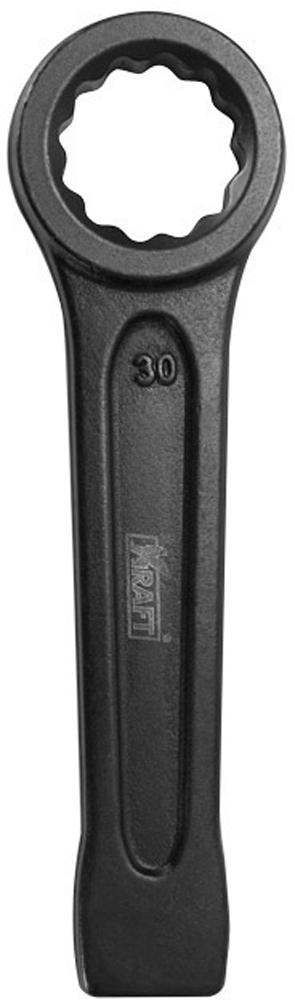 Ключ ударный накидной Kraft Professional, 30 мм
