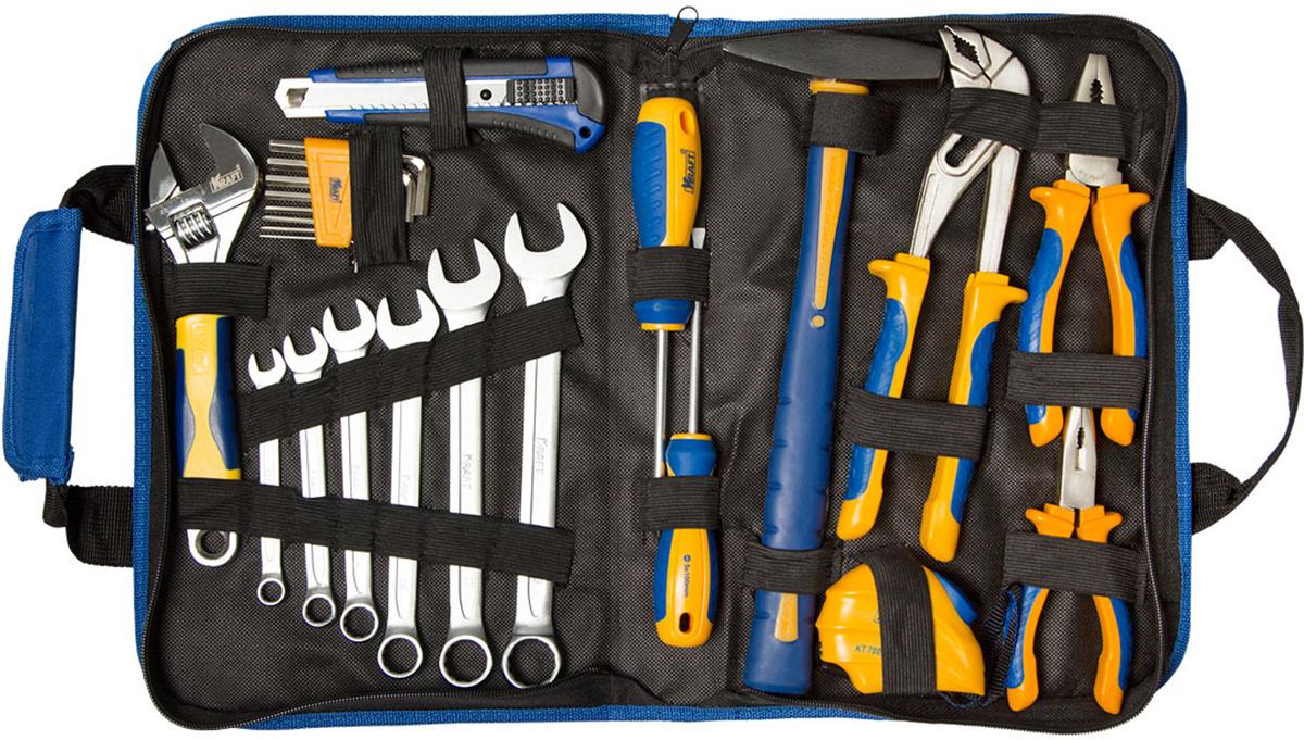 """Набор инструментов Kraft """"Professional"""", с сумкой, 23 предметов"""