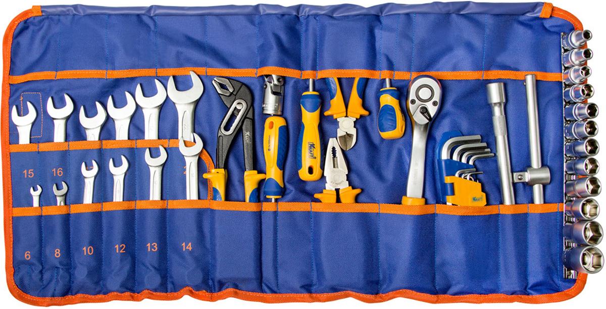 """Набор инструментов Kraft """"Professional"""", с сумкой, 43 предметов"""