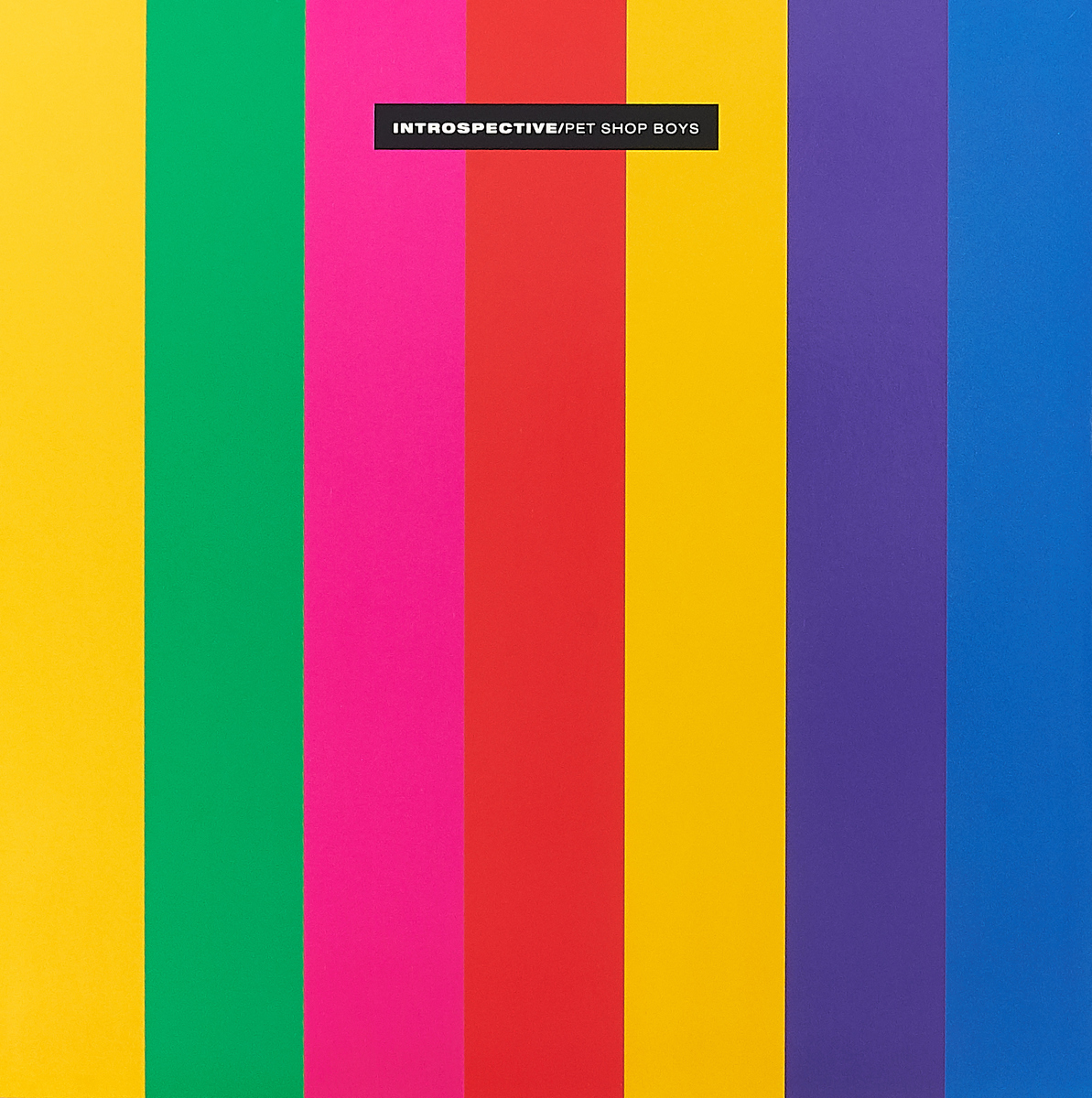 Pet Shop Boys Pet Shop Boys. Introspective (LP) pet shop boys pet shop boys introspective lp