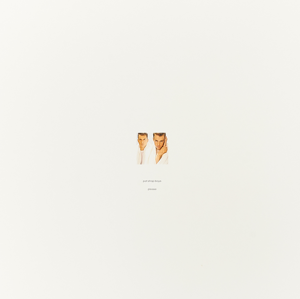 Pet Shop Boys Pet Shop Boys. Please (LP) pet shop boys pet shop boys bilingual