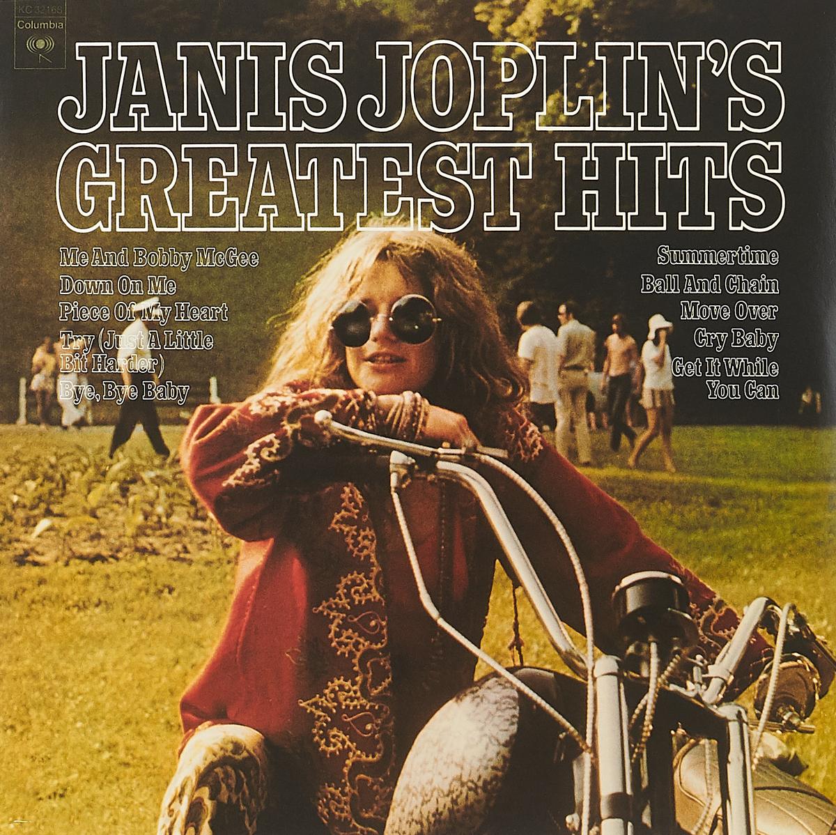 цена на Дженис Джоплин Janis Joplin. Janis Joplin's Greatest Hits (LP)