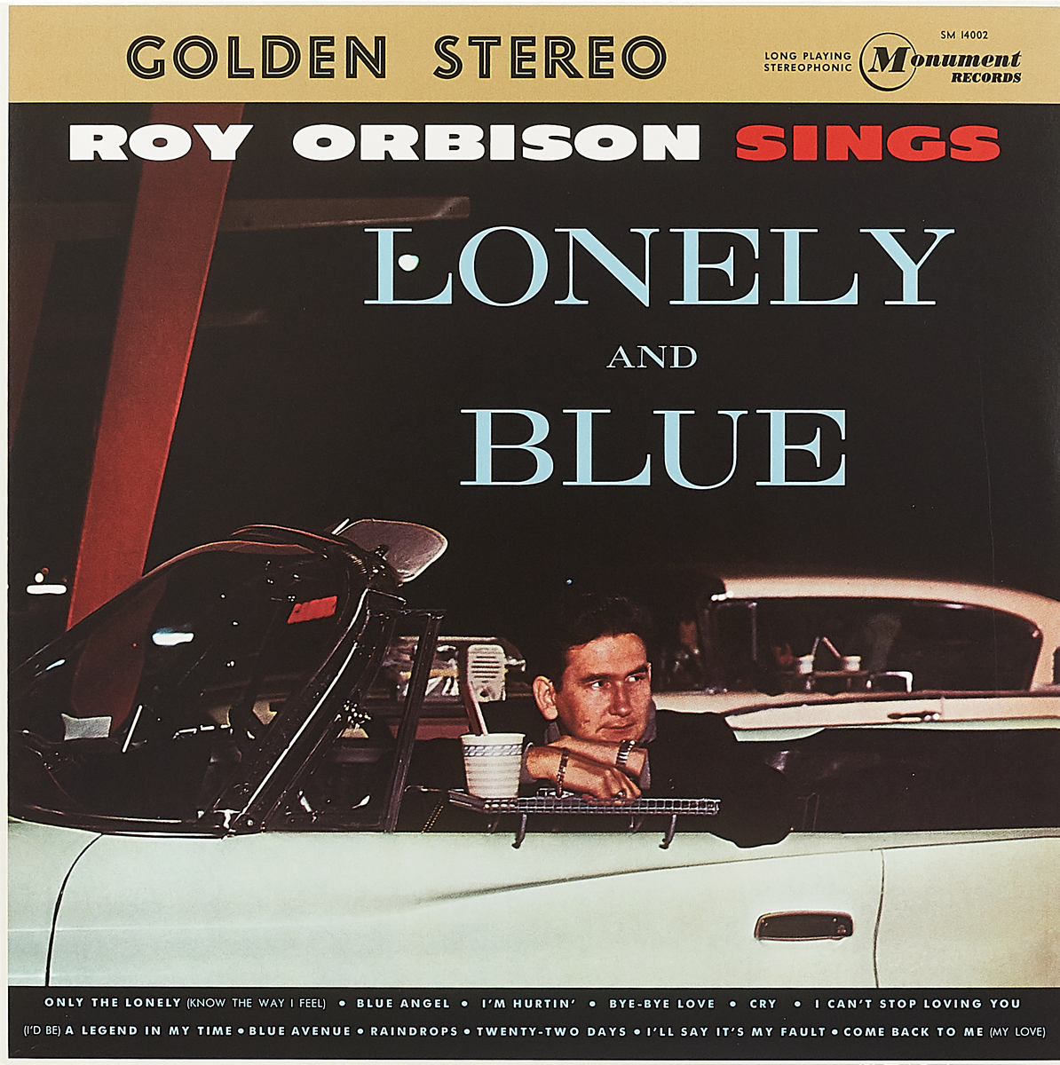 Рой Орбисон Roy Orbison. Lonely And Blue (LP) рой орбисон хэнк уильямс старший roy orbison the mgm years 13 cd