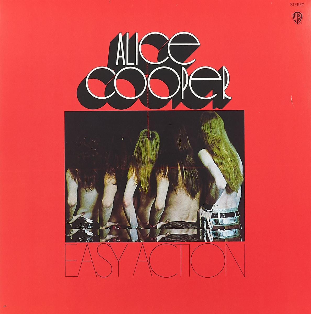Элис Купер Alice Cooper. Easy Action (LP) элис купер alice cooper killer lp