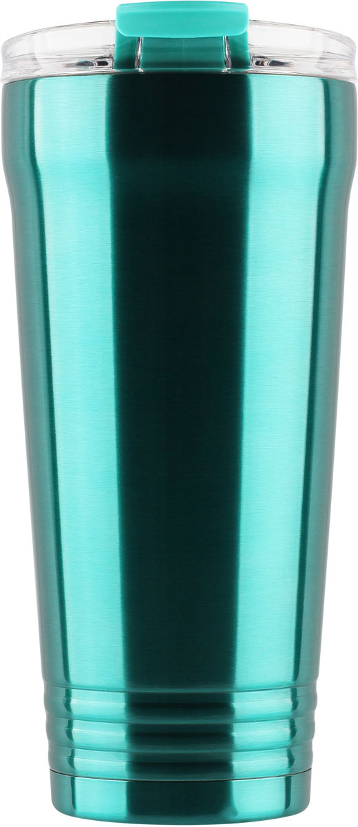 Кружка-термос Igloo Logan, с вакуумной изоляцией, цвет: зеленый, 650 мл