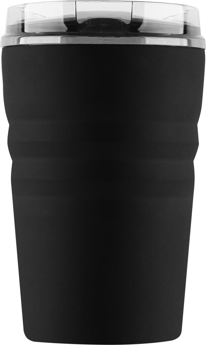 Кружка-термос Igloo Legacy, с вакуумной изоляцией, цвет: черный, 355 мл [супермаркет] элм jingdong поли термос издательство из нержавеющей стали вакуумной колбы заключающей 350мли черный чай фильтры elxs 350 bk