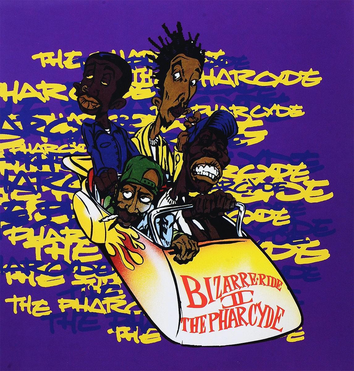 The Pharcyde Pharcyde. The Bizarre Ride II The Pharcyde (5 LP) pharcyde pharcyde labcabincalifornia 2 lp