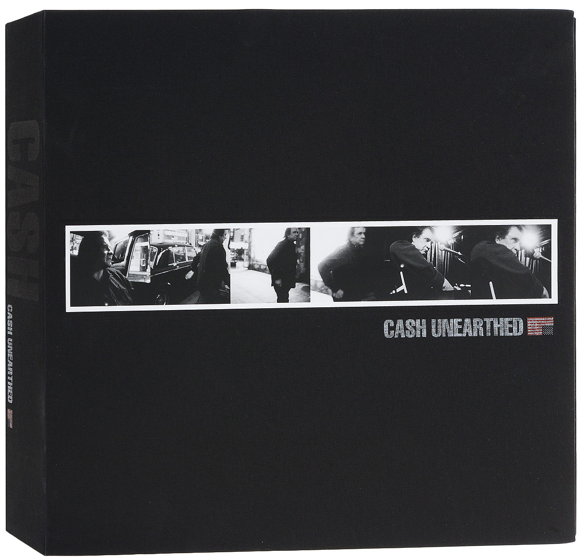 Джонни Кэш Johnny Cash. Unearthed (2 LP) джонни кэш johnny cash maximum johnny cash