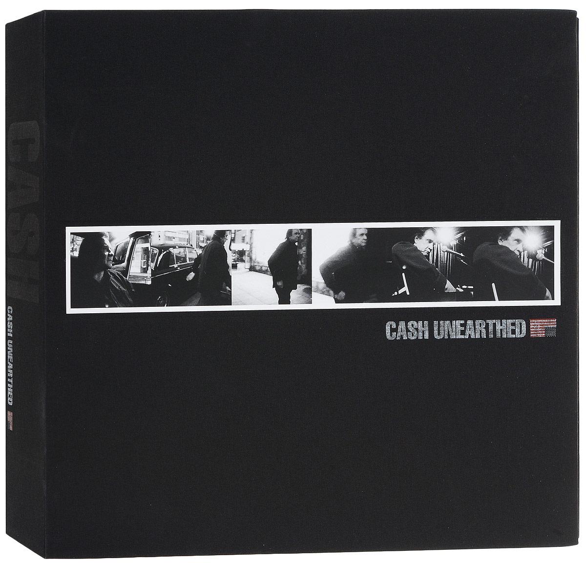 лучшая цена Джонни Кэш Johnny Cash. Unearthed (2 LP)