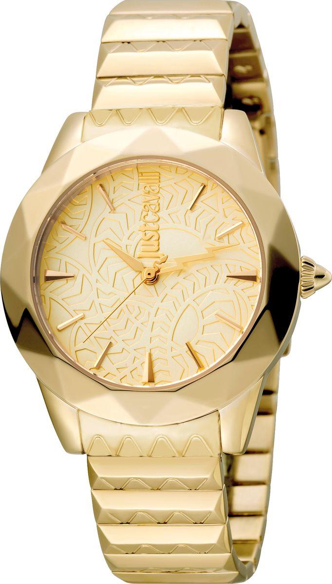 Часы наручные женские Just Cavalli Sangallo, цвет: золотистый. JC1L003M0075 все цены