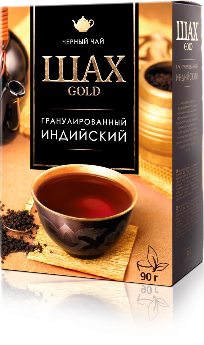Шах голд черный гранулированный чай, 90 г шах голд черный гранулированный чай 90 г