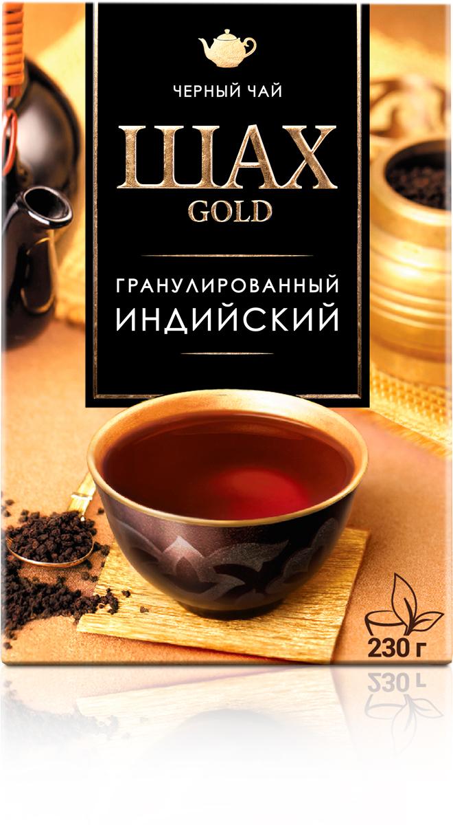 Шах голд черный гранулированный чай, 230 г шах голд черный гранулированный чай 90 г