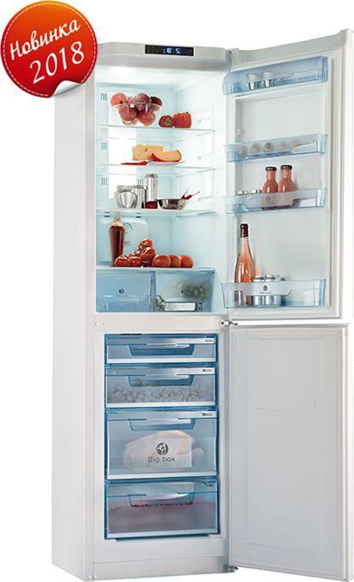 Холодильник Pozis RK FNF-174, двухкамерный, белый Pozis