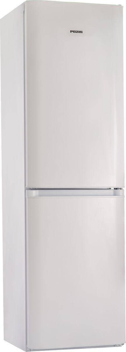 Холодильник Pozis RK FNF-174, двухкамерный, белый5691VДвухкамерный холодильник Pozis RK FNF-174 с электронным блоком имеет светодиодное освещение и автоматическую систему оттаивания NoFrost в морозильном и холодильном отделении. Холодильник отлично впишется в интерьер любой кухни. Объем морозильной камеры составляет 124 литра, она поделена на три пластиковых отсека для заморозки и хранения фруктов, овощей и других продуктов. Температура в холодильной камере поддерживается в диапазоне от +2 до +8. Крупногабаритный товар.