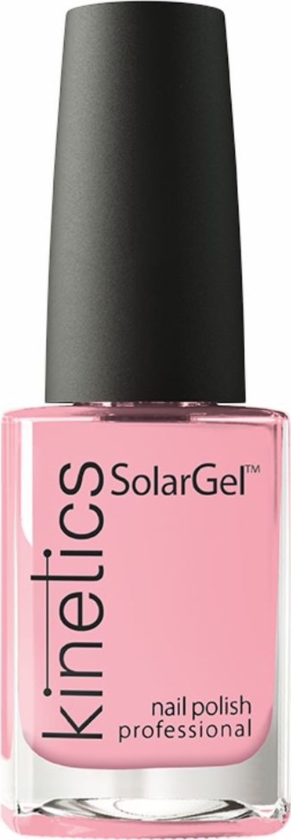 Kinetics Профессиональный лак SolarGel Polish, 15 мл, тон 391 kinetics 195 лак профессиональный для ногтей solargel polish 15мл