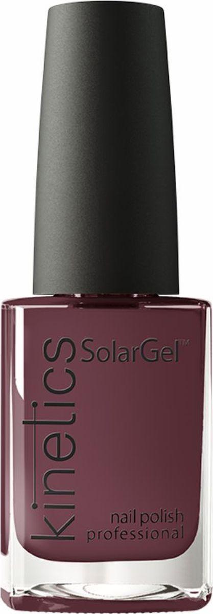 Kinetics Профессиональный лак SolarGel Polish, 15 мл, тон 395 kinetics 195 лак профессиональный для ногтей solargel polish 15мл