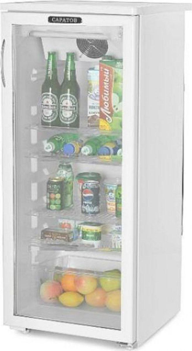 все цены на Холодильная витрина Саратов 501 (КШ-160), White онлайн