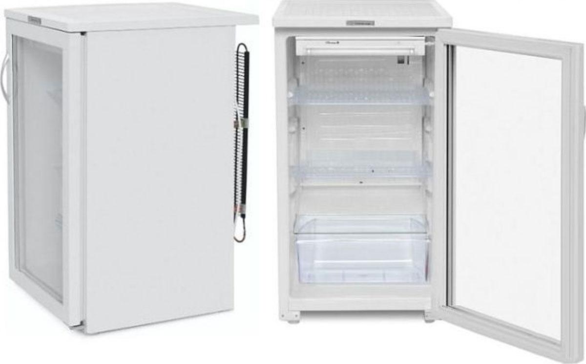 Холодильная витрина Саратов, 505 (КШ-120).  белый Саратов