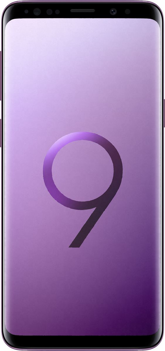 Смартфон Samsung Galaxy S9 4/64GB, Ультрафиолет