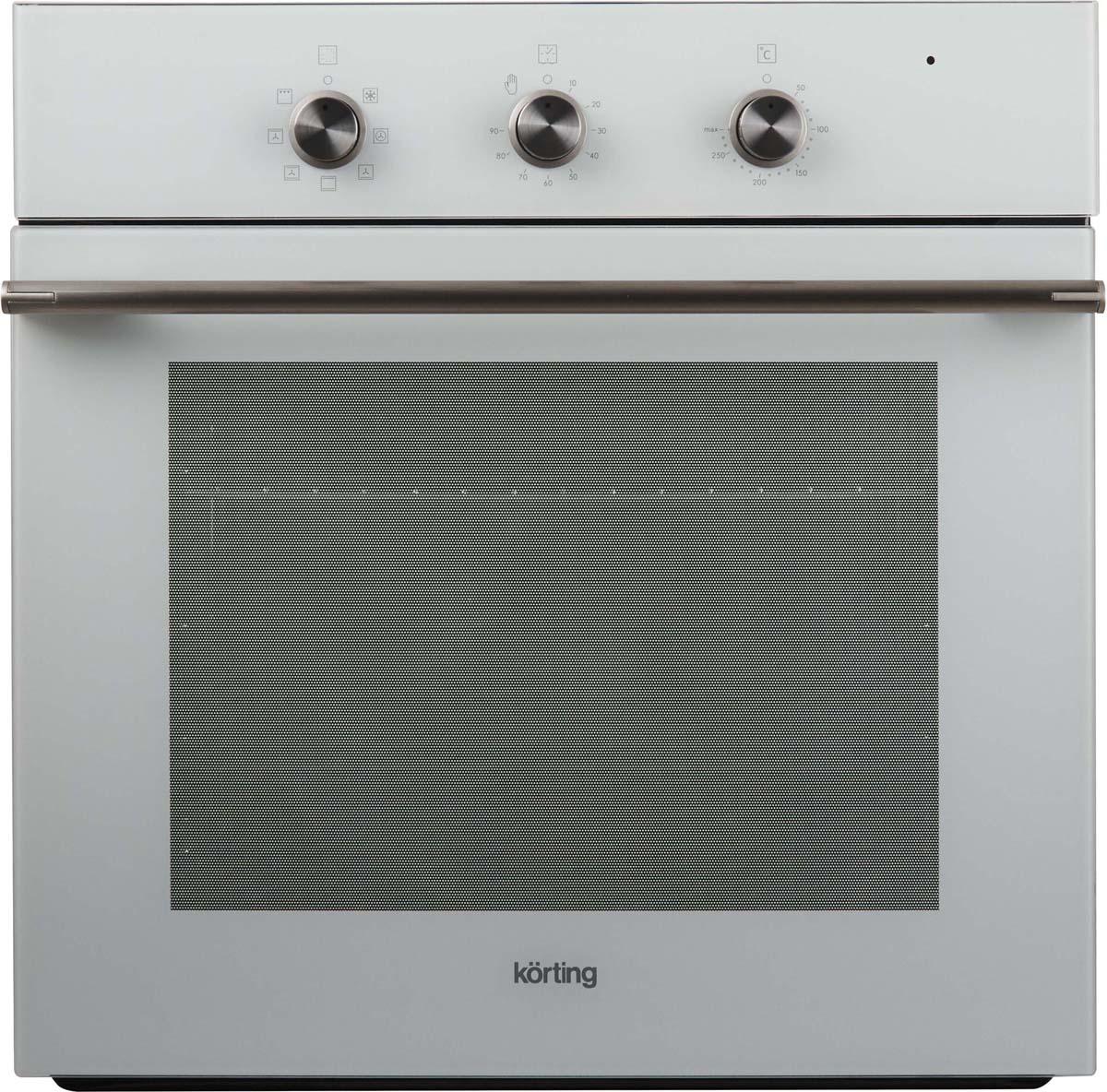 Korting OKB 470 CMW, White электрический духовой шкаф встраиваемый
