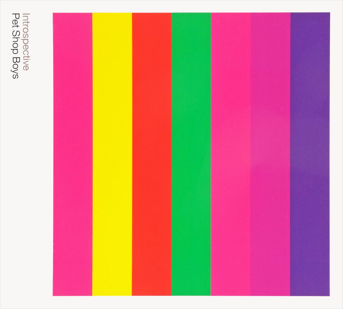Pet Shop Boys Pet Shop Boys. Introspective (2 CD) pet shop boys pet shop boys yes 3 cd